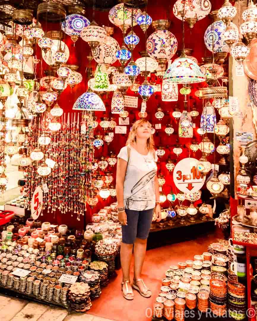 que-ver-en-Estambul-bazares-y-tiendas