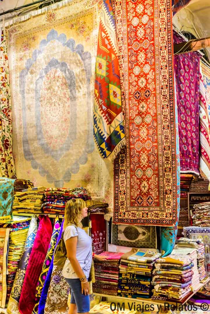 Estambul-compras-alfombras
