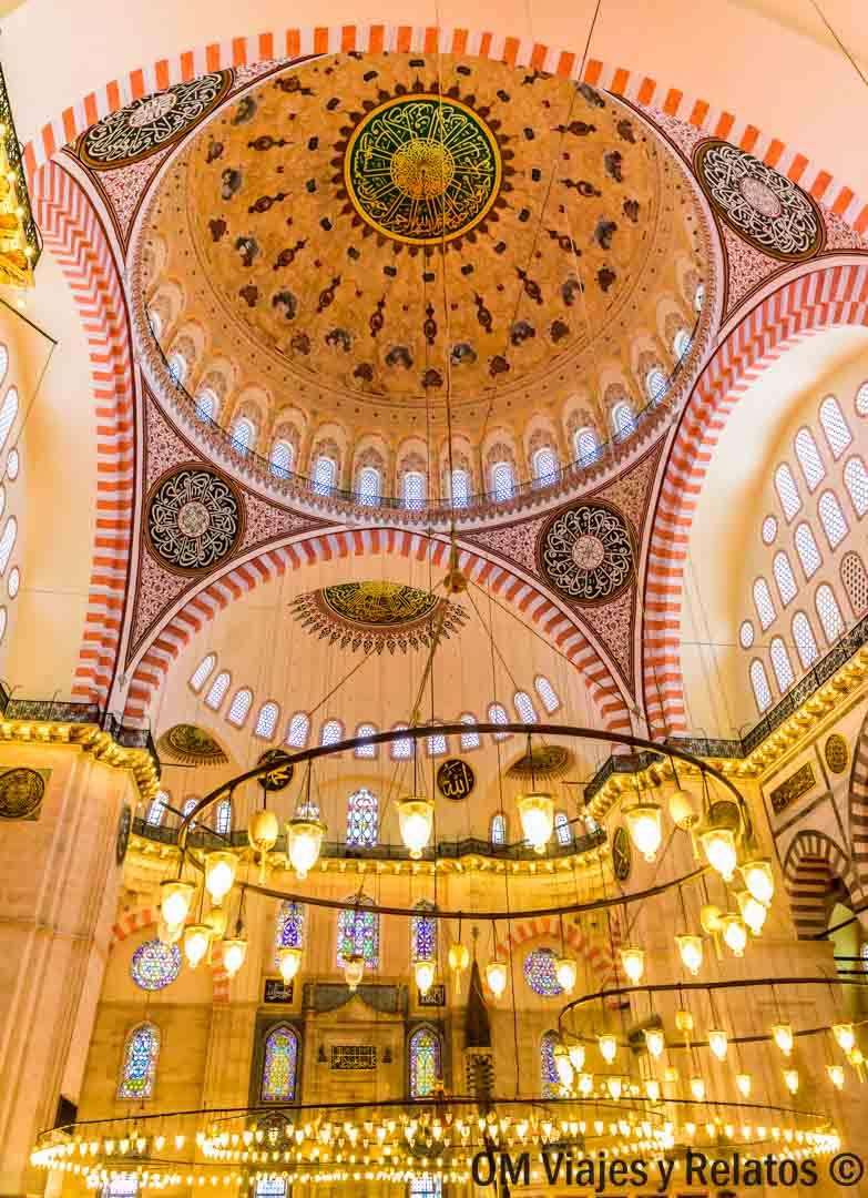 mezquita-Solimán-Estambul