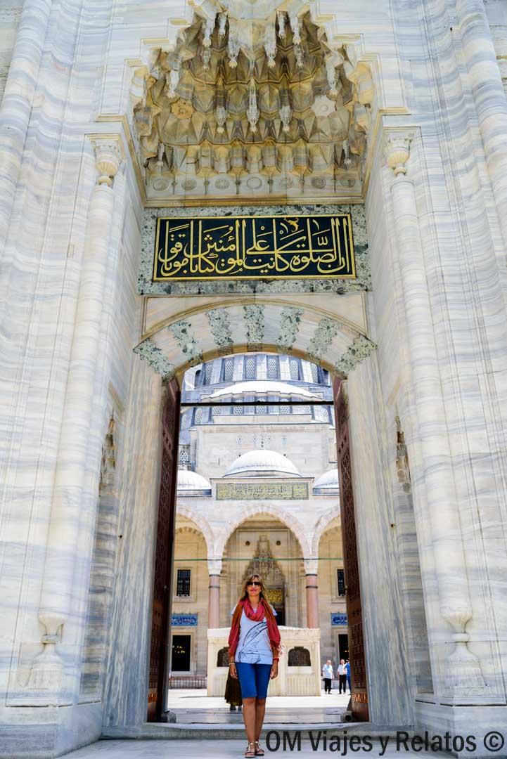 Solimán-el-Magnífico-Mezquita