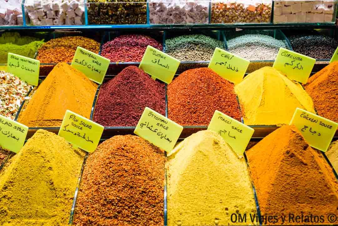 Estambul-Mercados