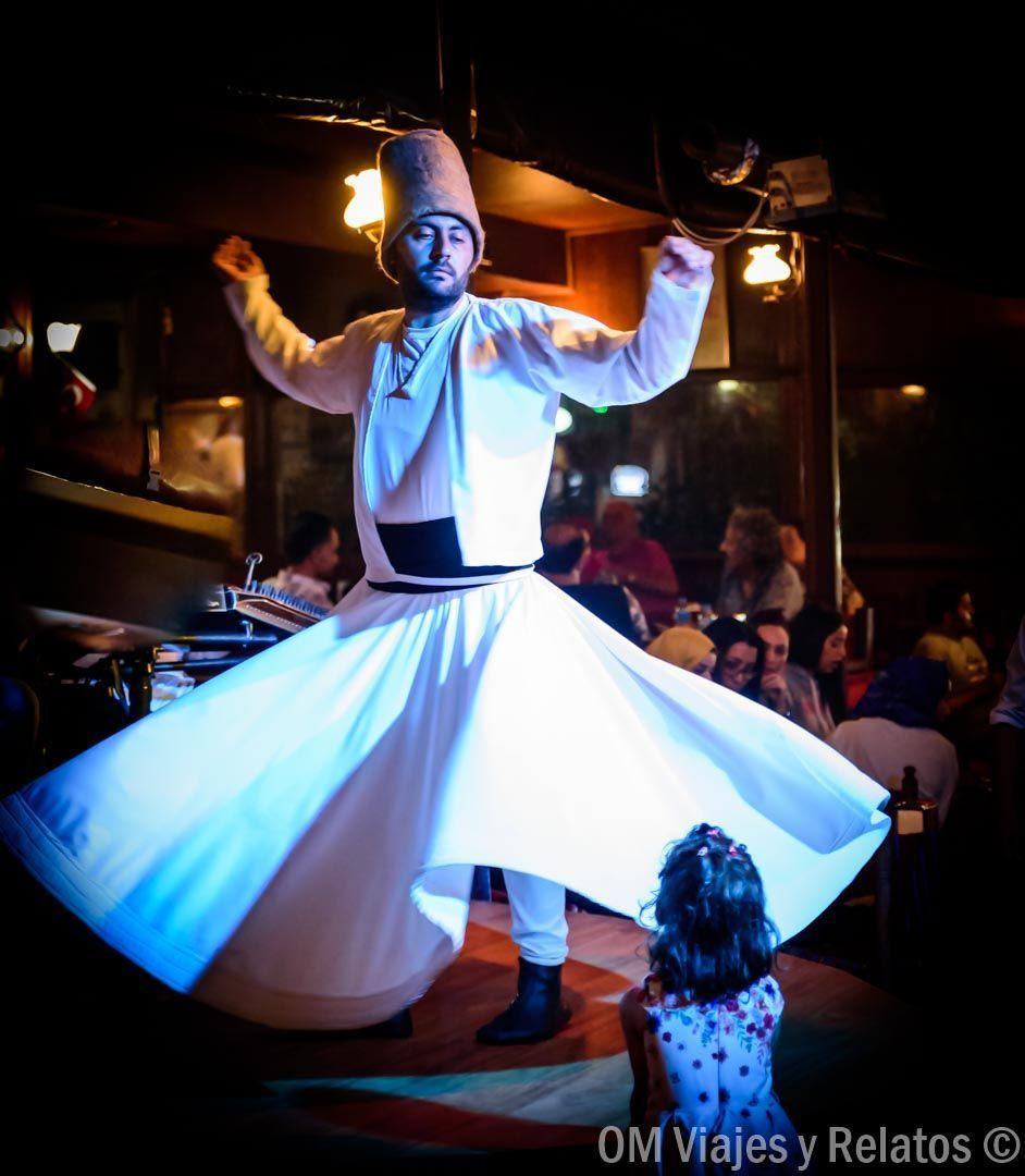 danza de los derviches gratis Estambul