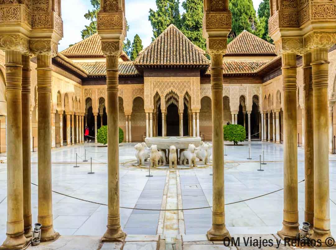 La Alhambra-escapa-romántica