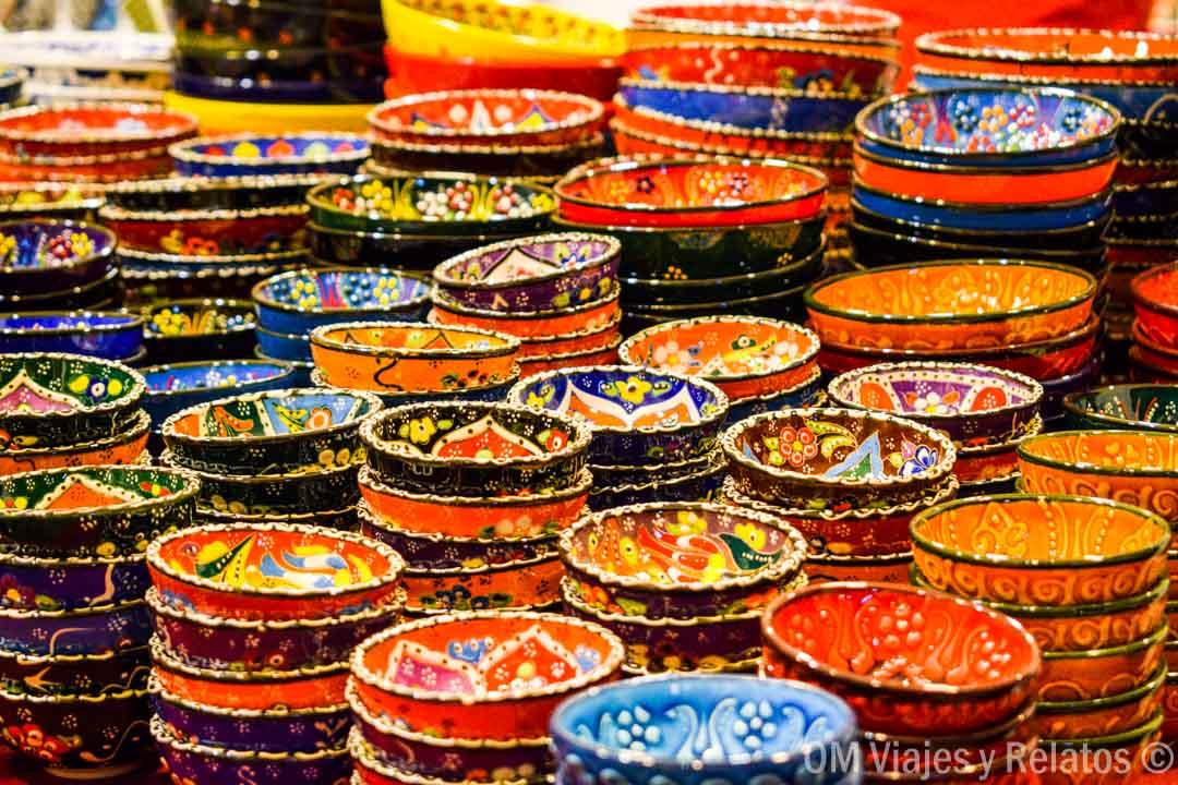Estambul-bazares