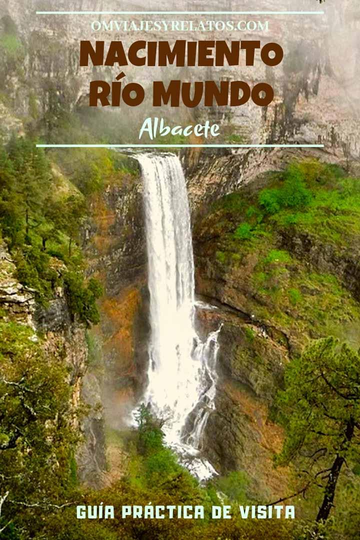 nacimiento río Mundo Albacete