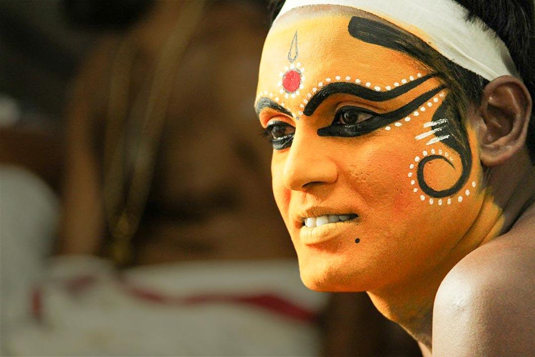 danzas de Kathakali