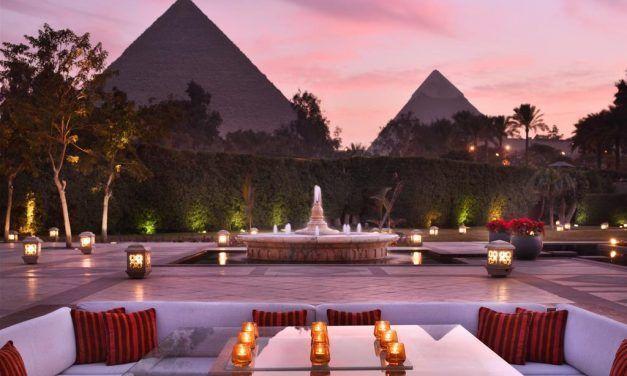 HOTELES EN EGIPTO MÍTICOS DE LOS QUE NO QUERRÁS MARCHARTE NUNCA