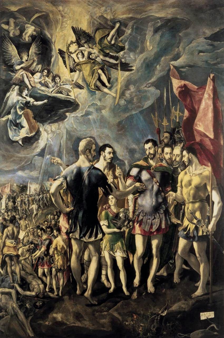 El-Greco-en-El-Escorial