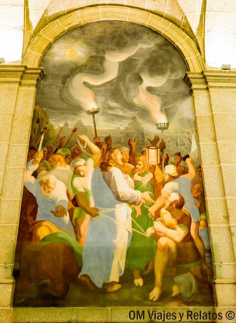 que-ver-en-Monasterio-Escorial