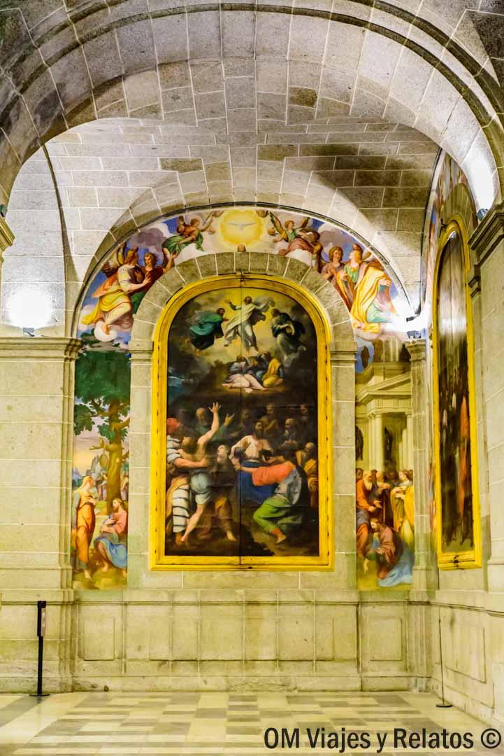 frescos-El-Escorial