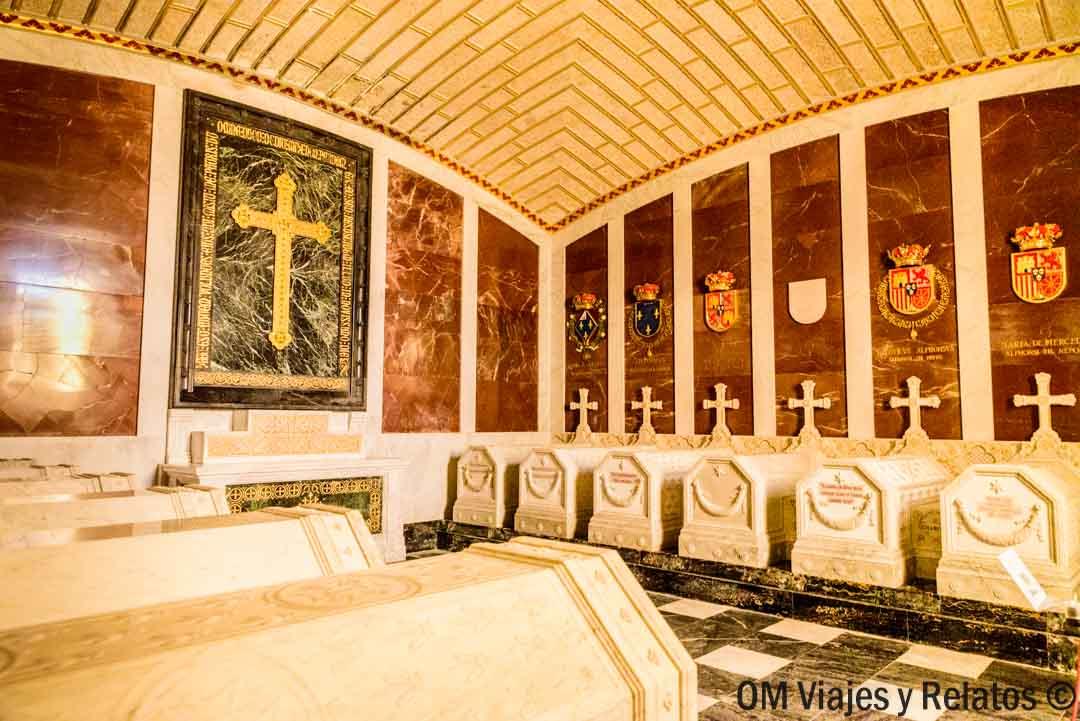 Panteón-Monasterio-de-El-Escorial