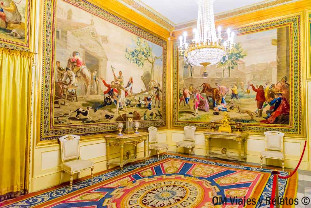 VISITAR EL ESCORIAL: EL PALACIO DE LOS BORBONES