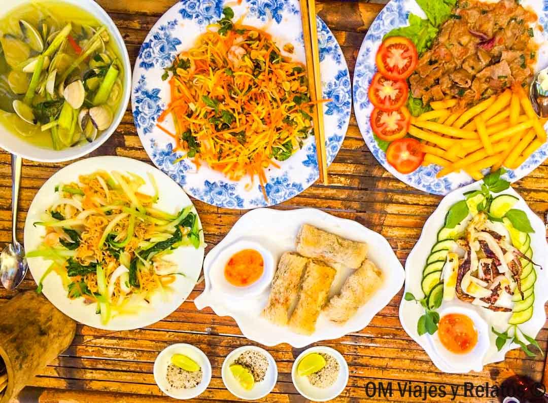 gastronomía-Vietnam