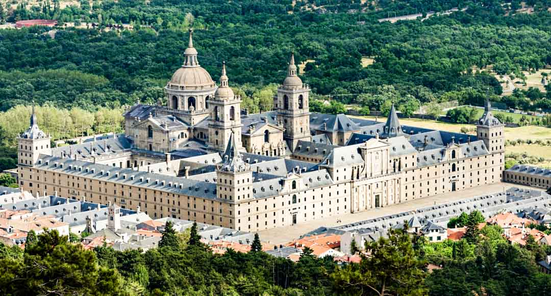 Monasterio-de-El-Escorial-historia