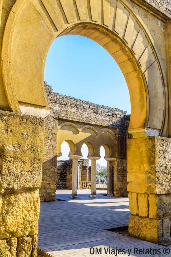 que-visitar-en-Córdoba-Medina-Azahara