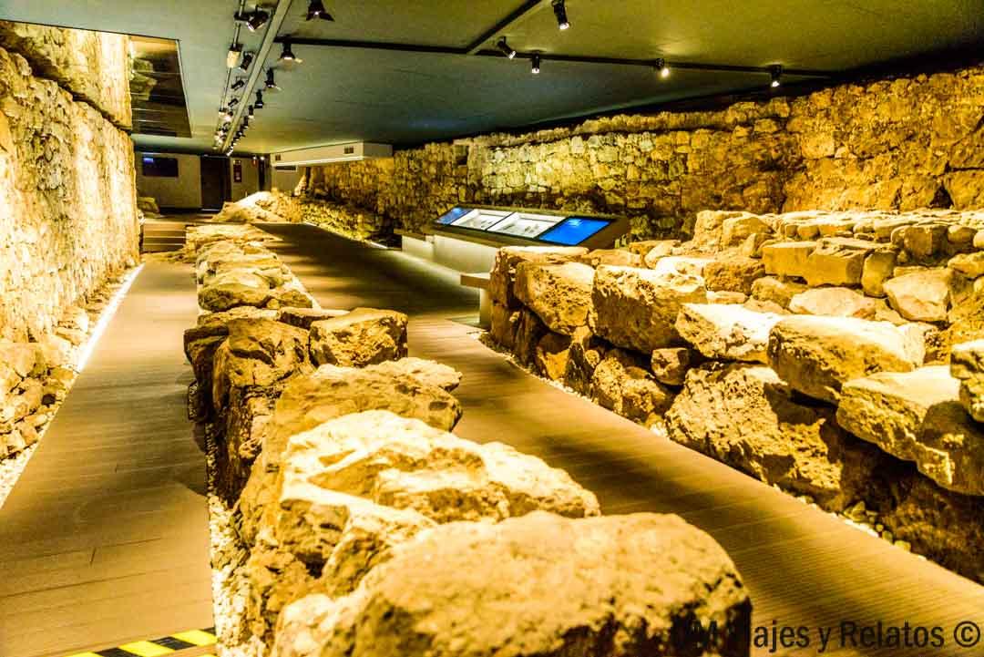 que-visitar-en-Santander-Muralla-medieval