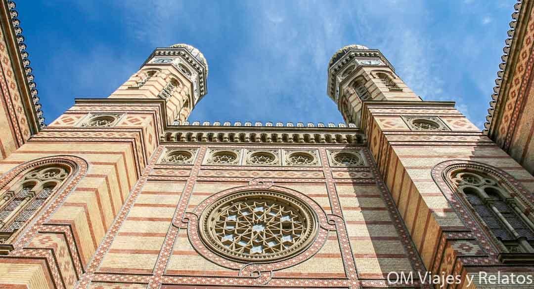 que-ver-en-Budapest-en-3-días-Sinagoga