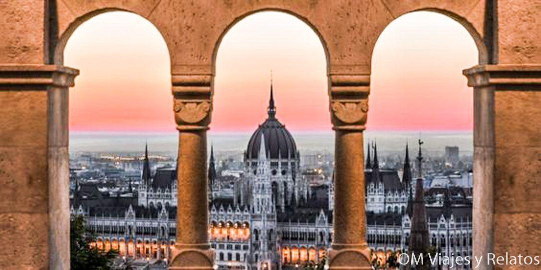 atardeceres-Budapest