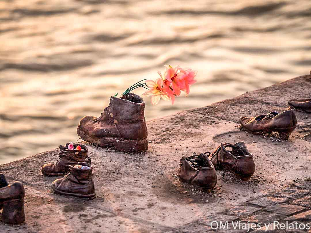Monumento-de-los-Zapatos-Budapest