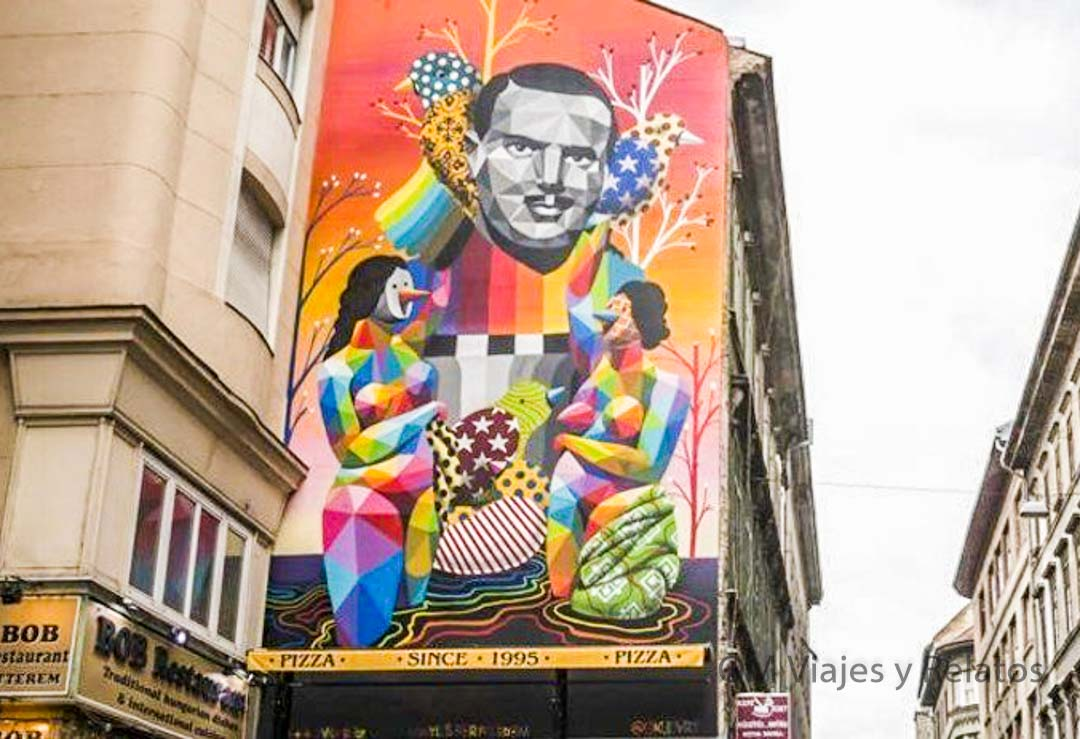 murales-Budapest-Angel-de-Budapest