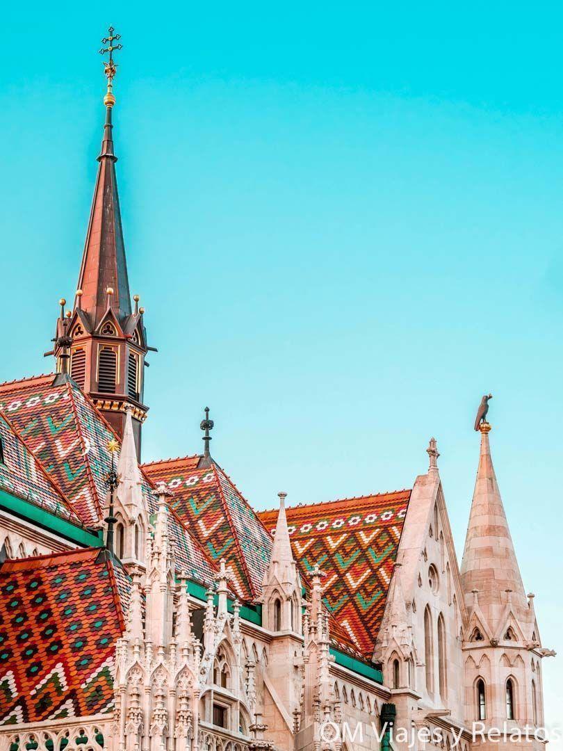 que-ver-en-Budapest-Iglesia-Matias