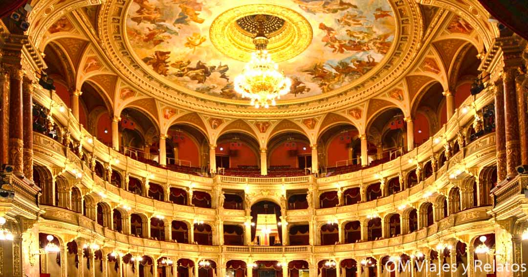 que-ver-en-Budapest-Teatro-Ópera
