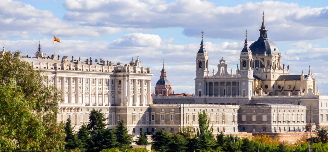 7 PALACIOS DE MADRID PARA VISITAR Y VIAJAR EN EL TIEMPO