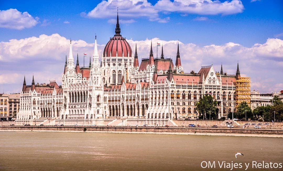 que-visitar-en-Budapest-Parlamento