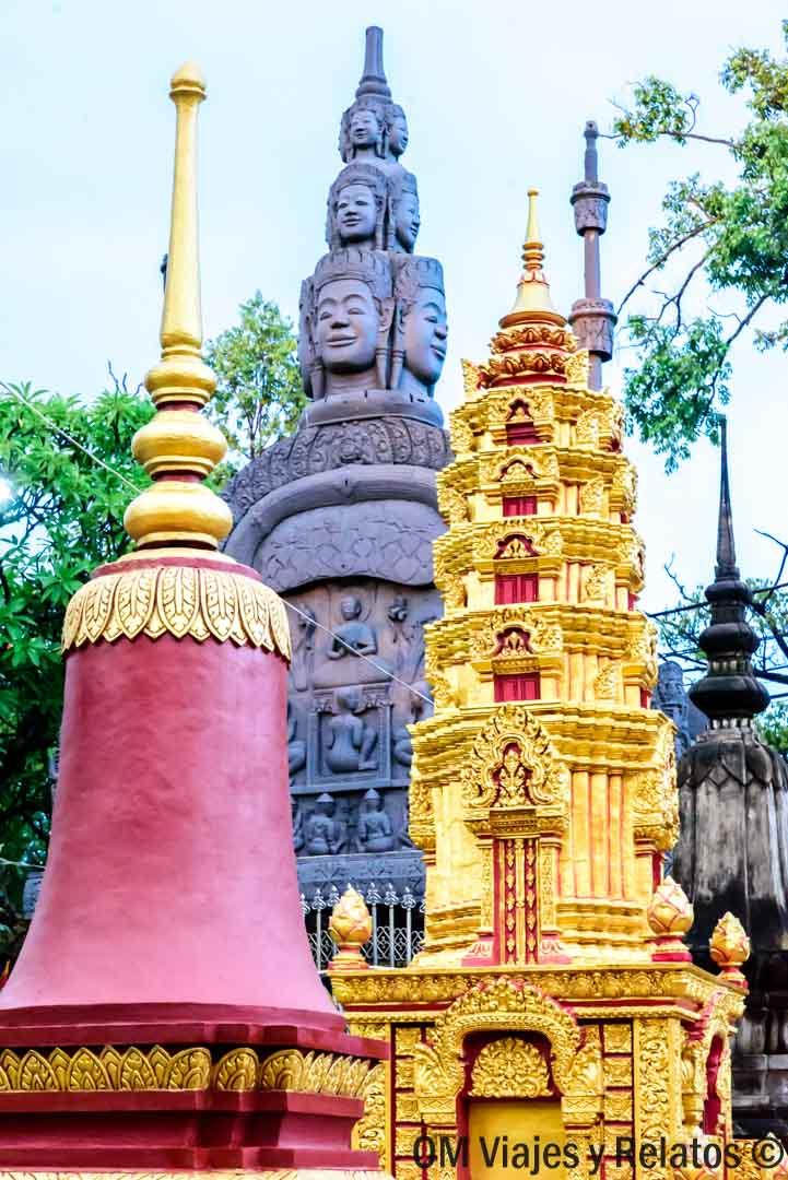 templos budistas en Siem Reap