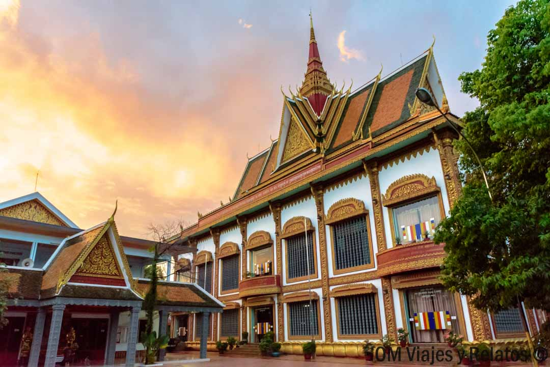 Templos budistas de Siem Reap
