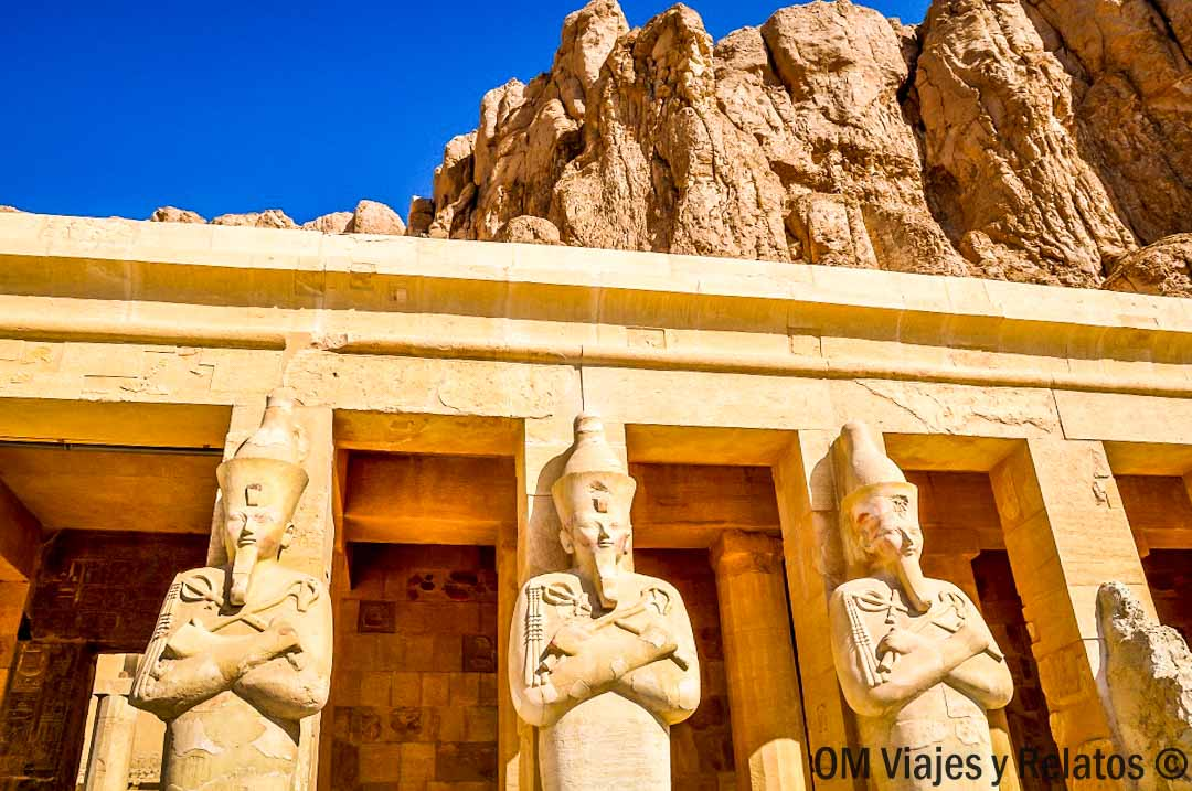 Templo de Hatsepsut Valle de los Reyes