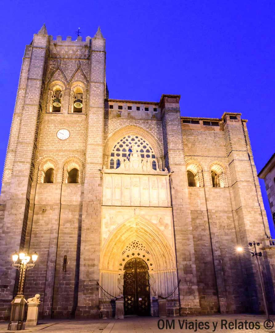 qué-ver-en-Ávila-Catedral