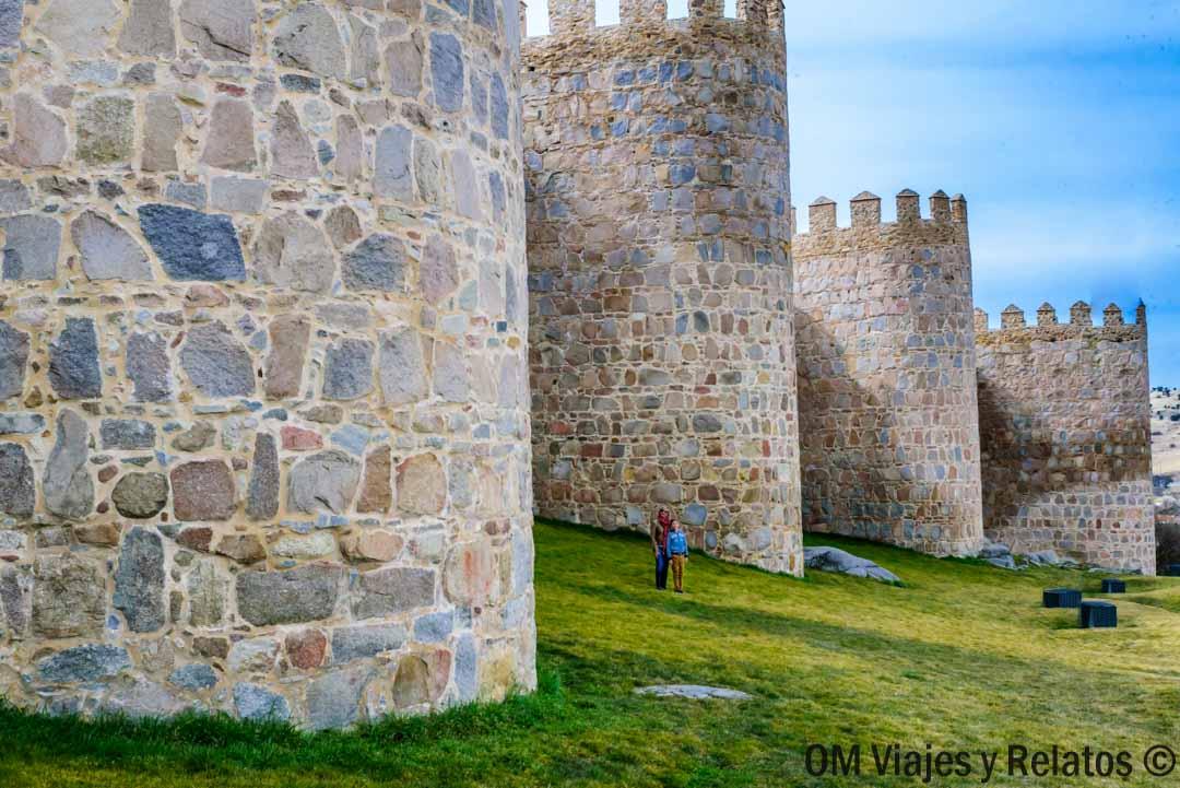 Ávila-en-un-día-muralla