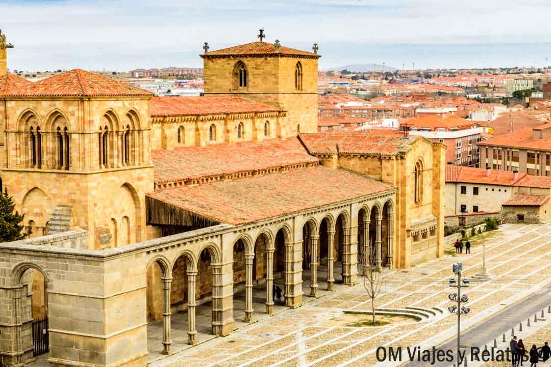 que-ver-en-Ávila-Basílica-de-San-Vicente