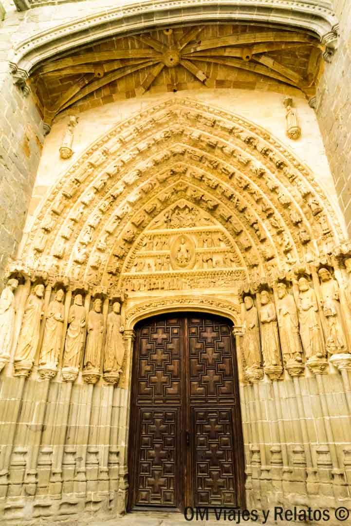 fachada-Catedral-Ávila.