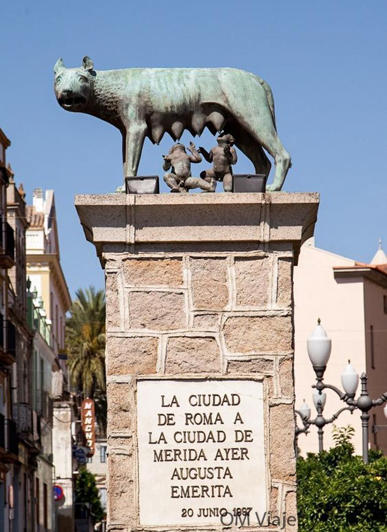 Loba Capitolina de Mérida