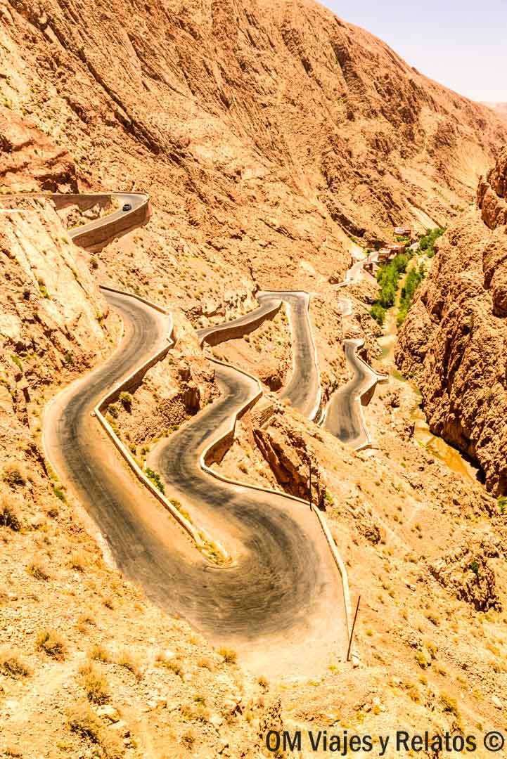 carreteras-Marruecos