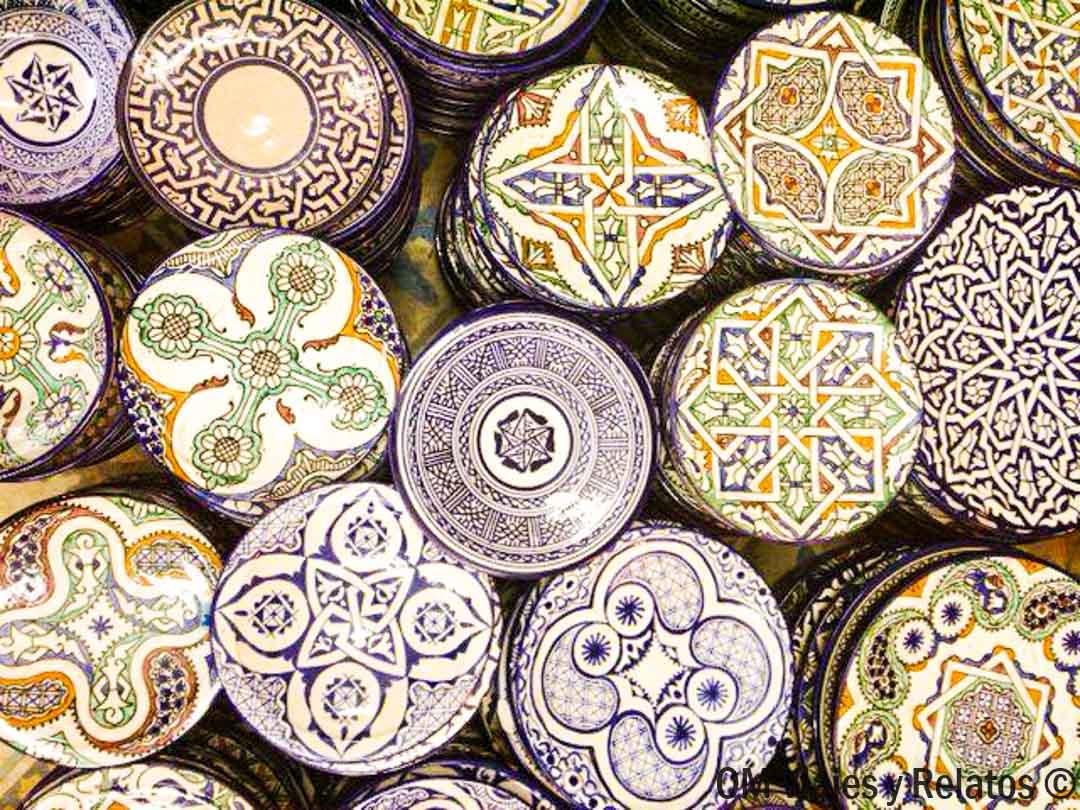donde-compar-recueros-souvenirs-Marrakech