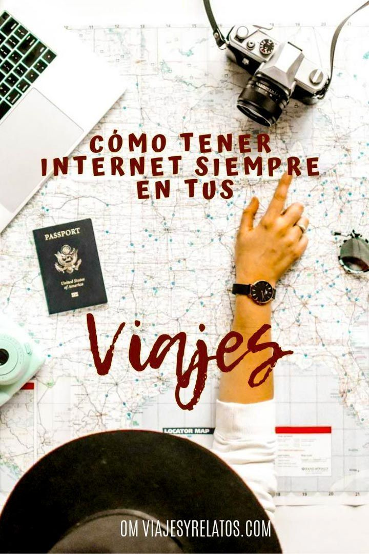 INTERNET EN LOS VIAJES