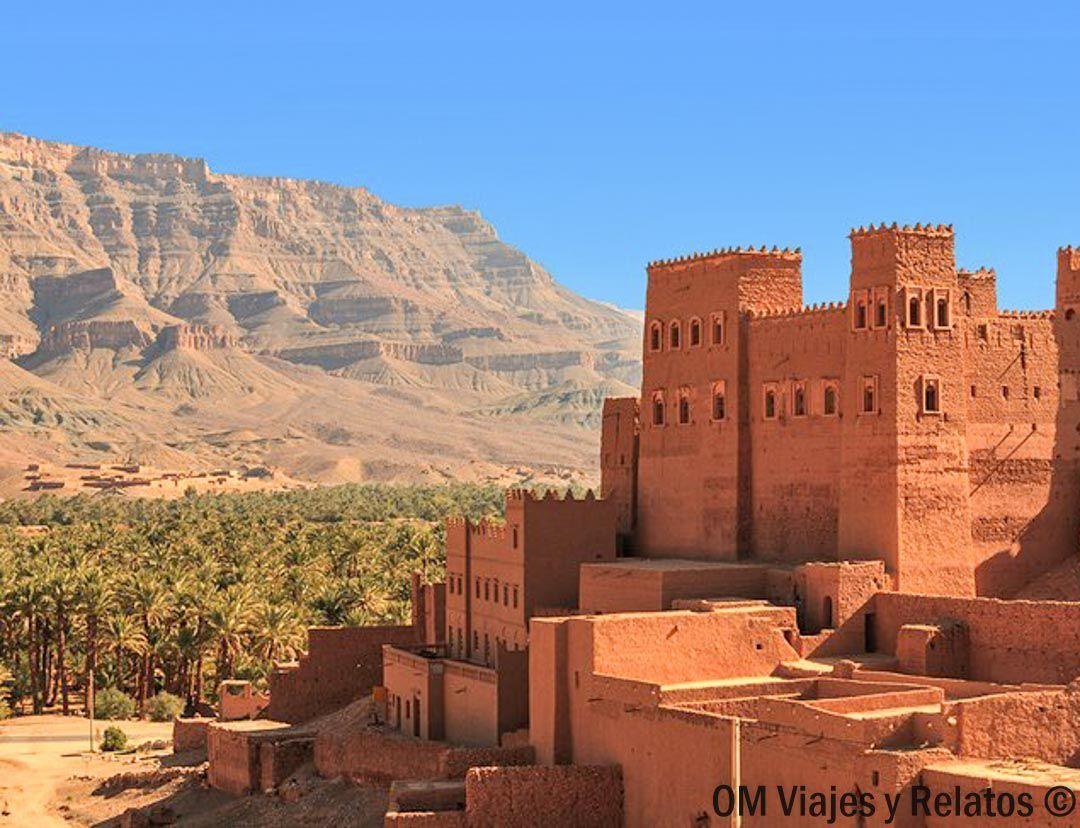 Itineario-Marruecos