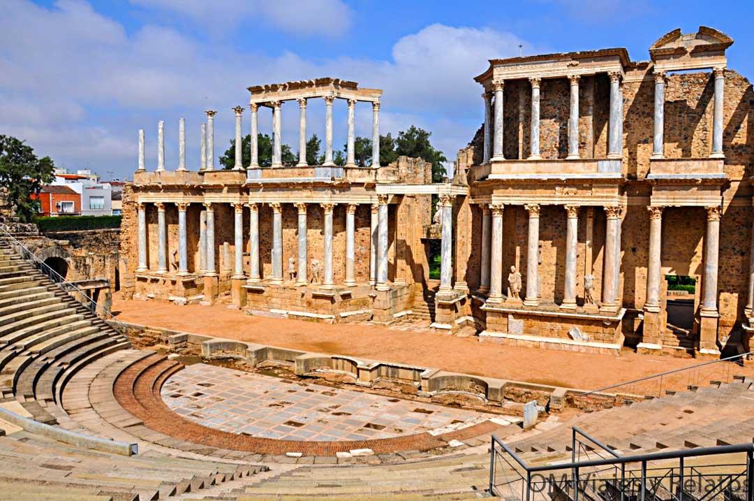 QUE-VER-EN-MÉRIDA-MONUMENTOS-ROMANOS
