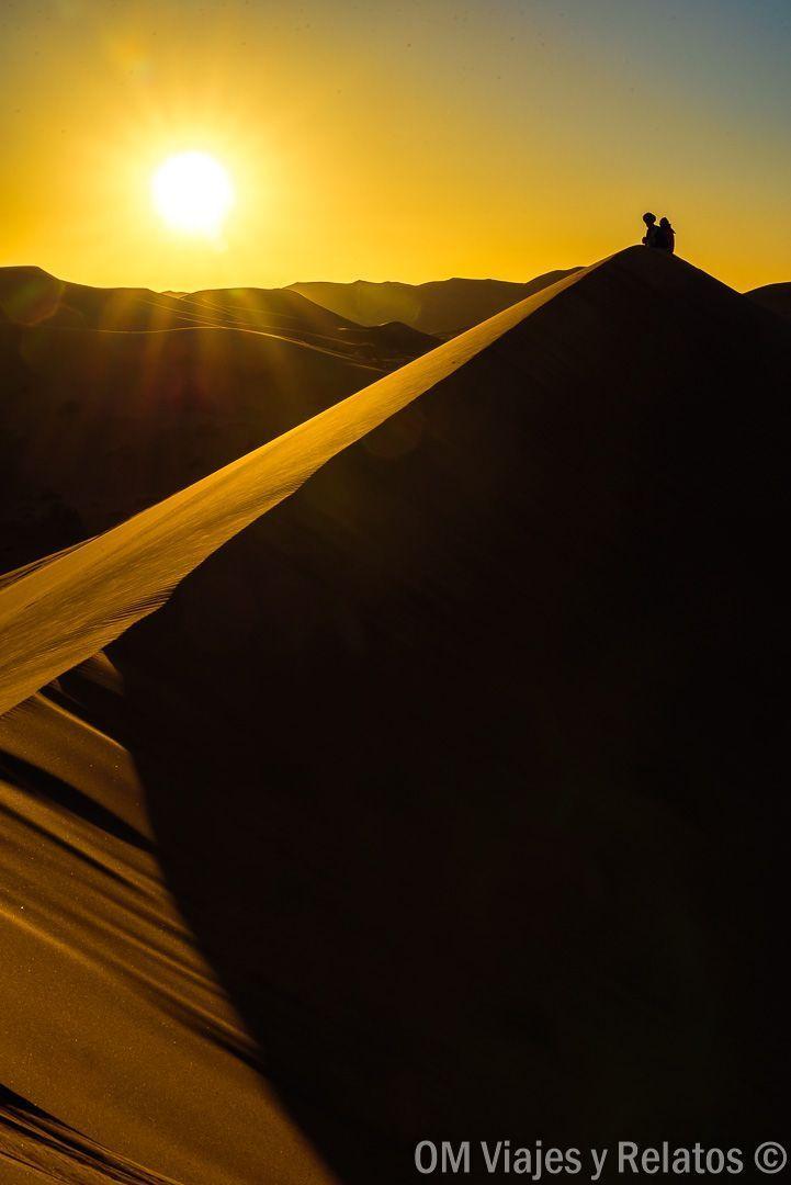 noche en el desierto Marruecos
