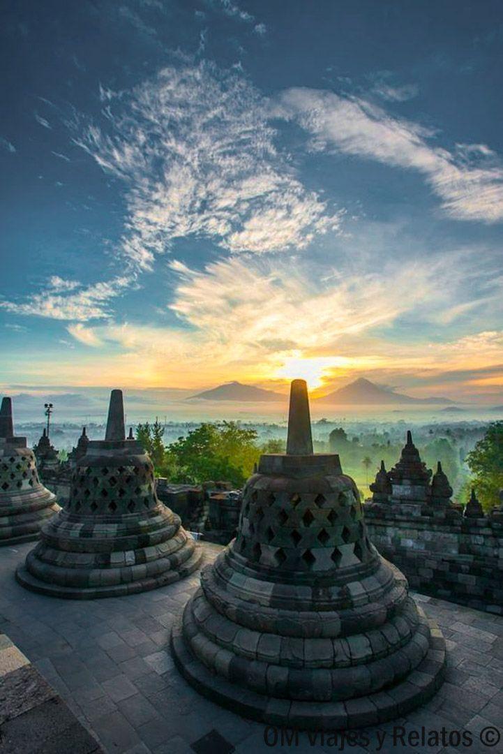 amanecer-Borobudur