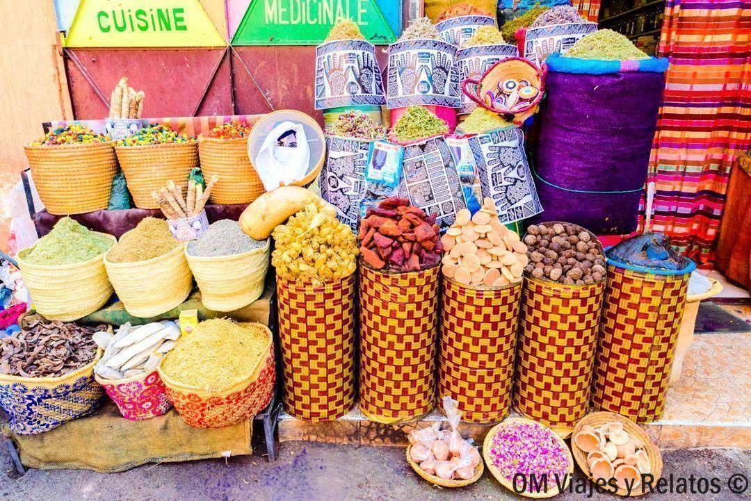 Marrakech-compras