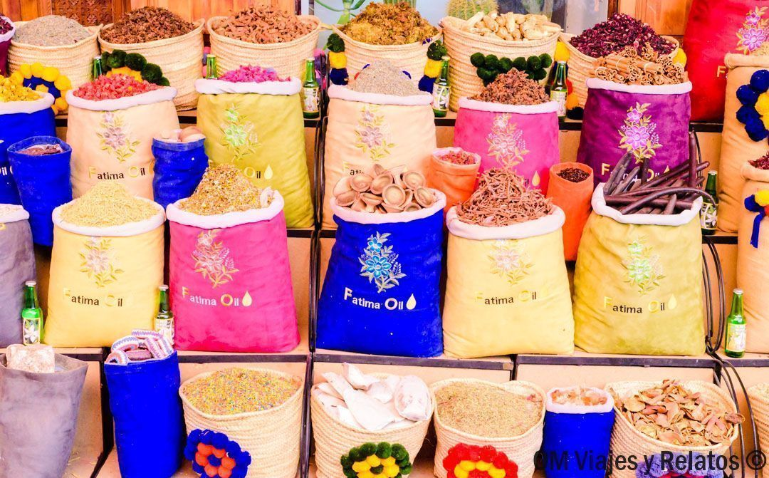 qué-comprar-en-Marrakech-ESPECIAS