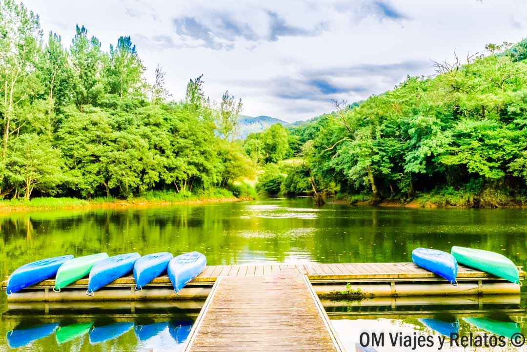 que visitar en Asturias: Embalse de Valdemurio