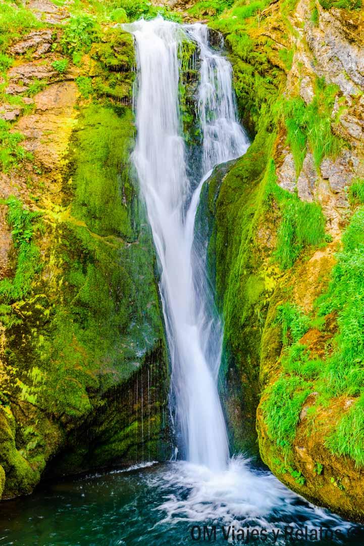 cascadas-Somiedo