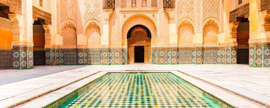 Marrakech-Medersa-Ben-Youssef