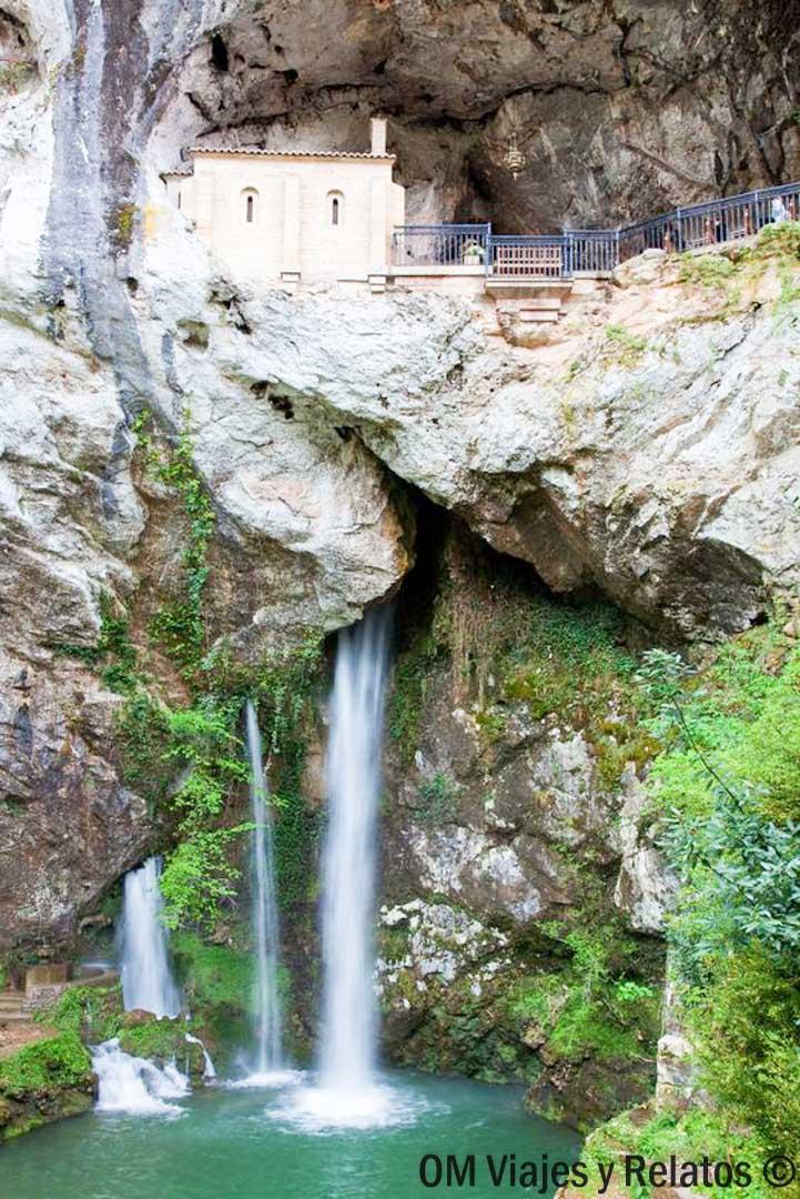 ruta-por-Asturias-Basílica-Covadonga