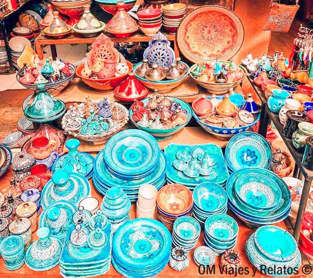 recuerdos-Marrakech